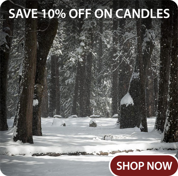 Scented candles on sale now