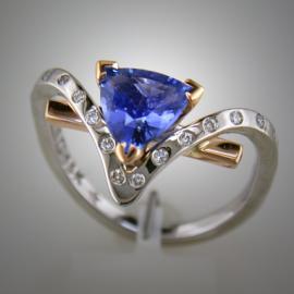 Custom Design - Trillion Sapphire