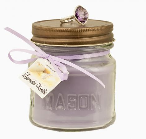 Candle from Sierra Mountain Candle Company