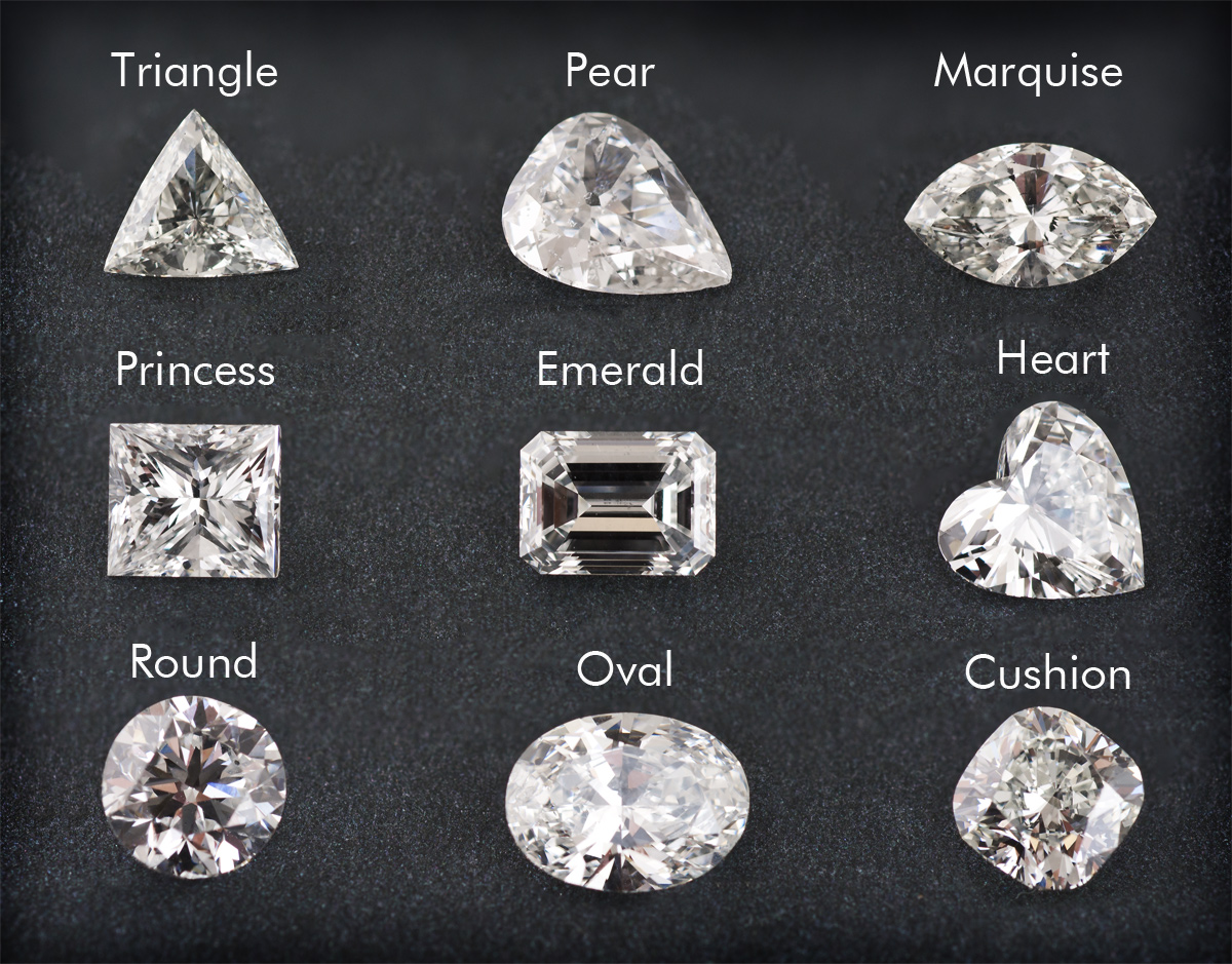 Diamond Buying Guide: The 4 C's : Learn About Diamond