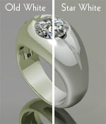 Star White Gold vs Regular White Gold
