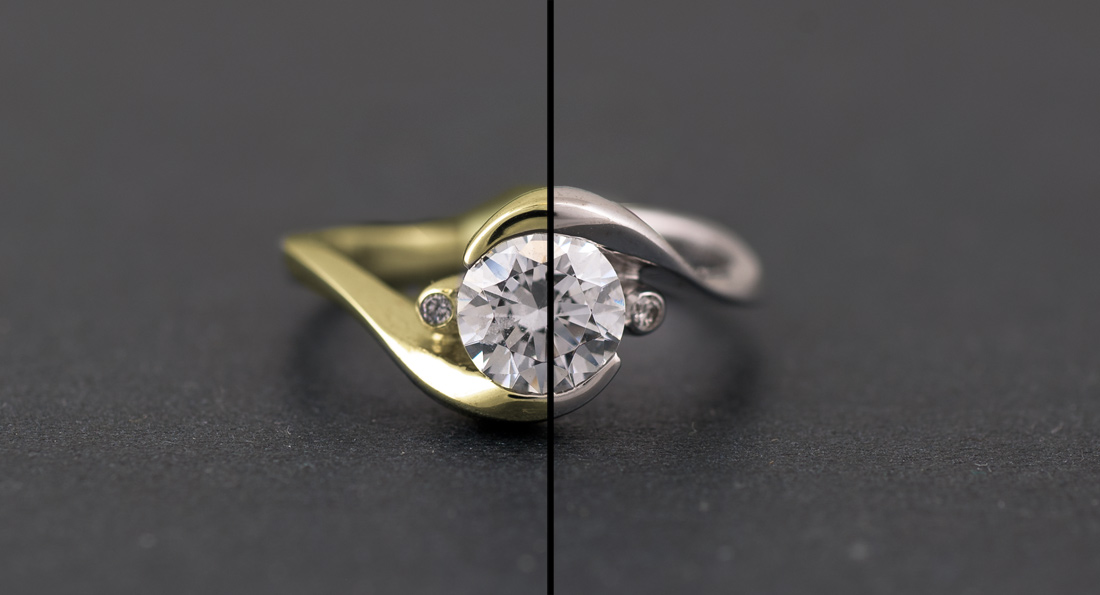 See the Star White Gold difference