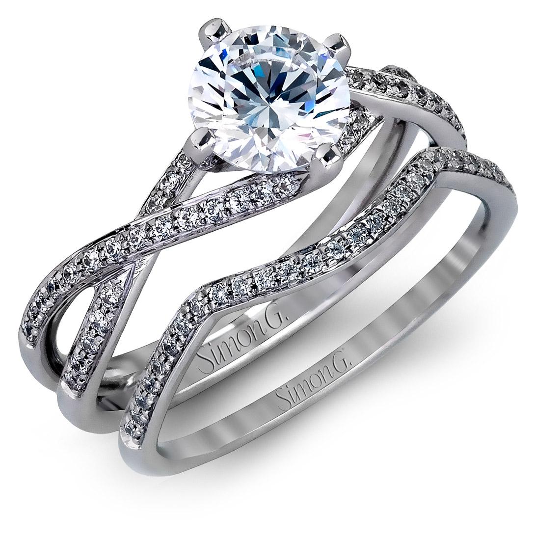simon g criss cross engagement ring mr1394 arden jewelers