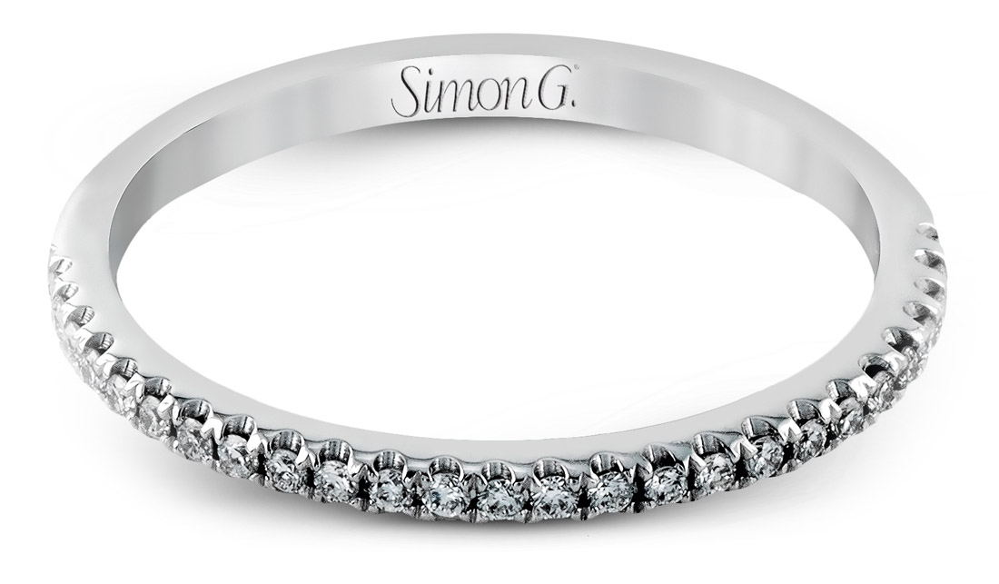 bands thin il listing simple wedding band zoom fullxfull diamond pave