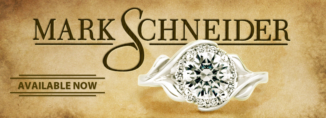 Mark Schneider Designer Engagement Rings at Arden Jewelers