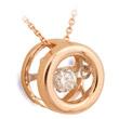 Dancing Diamond creative jewelry gift