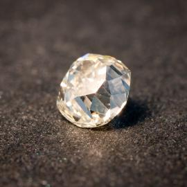 Diamond, Old Mine Cut, I, VS2, 0.88cts, 9611