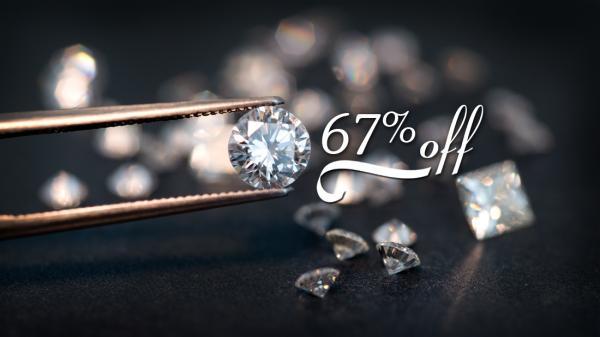 Diamond liquidation sale