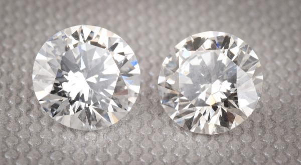 Natural and lab grown diamond comparison