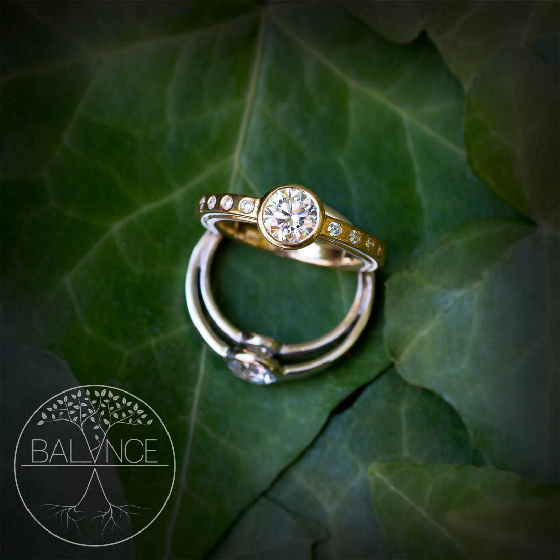 the free engagement conflict for sustainable ethical catbird wedding socially and ring features rings