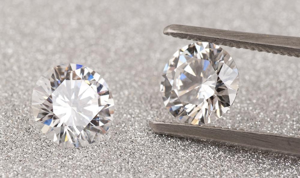 Lab grown loose diamonds