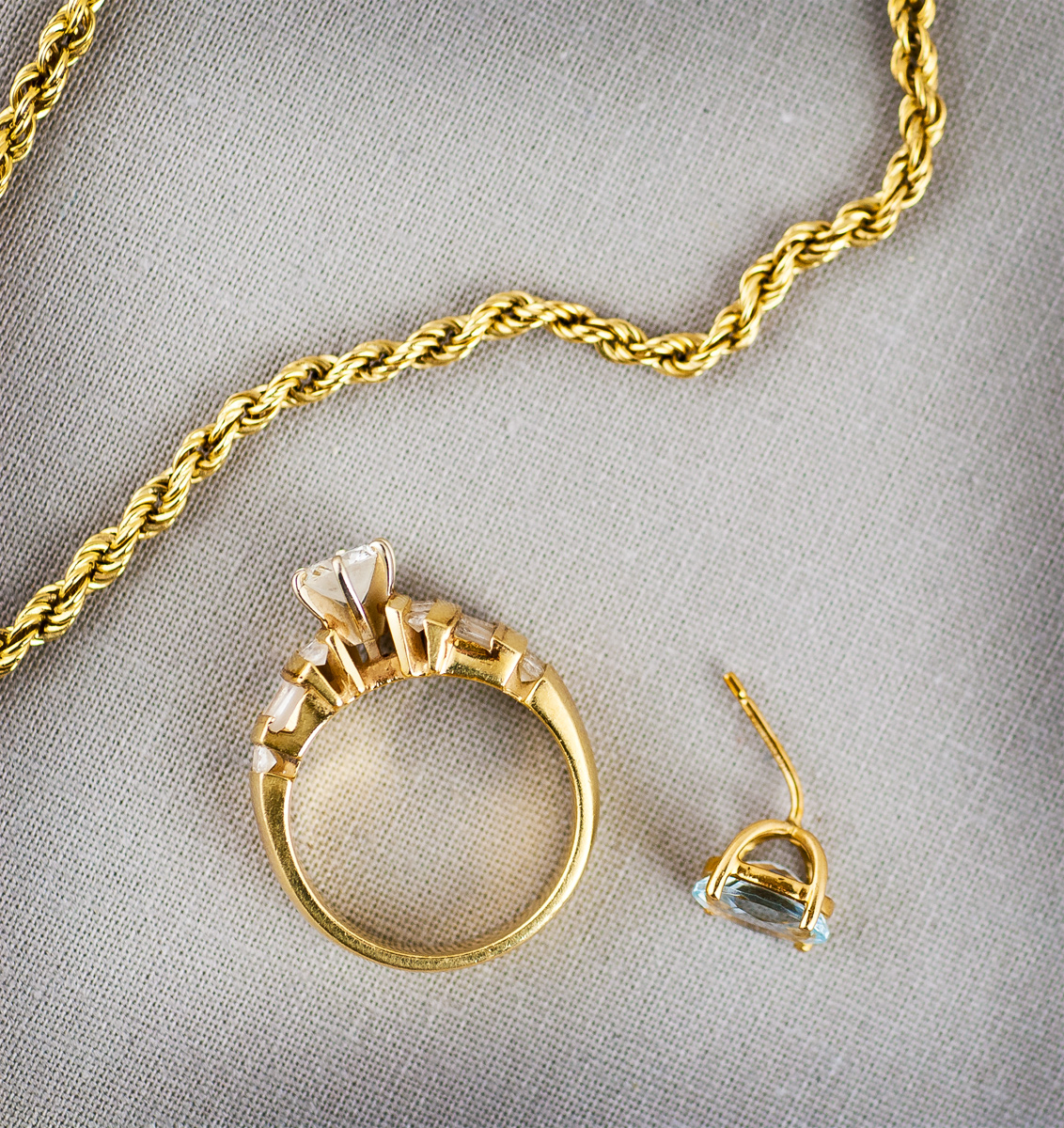 Intrinsic Jewelry Value Of Rings Chains And Earrings