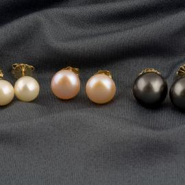 Pearl Studs - Assorted