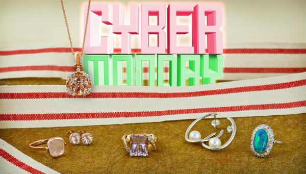 Cyber Monday jewelry deals at Arden Jewelers
