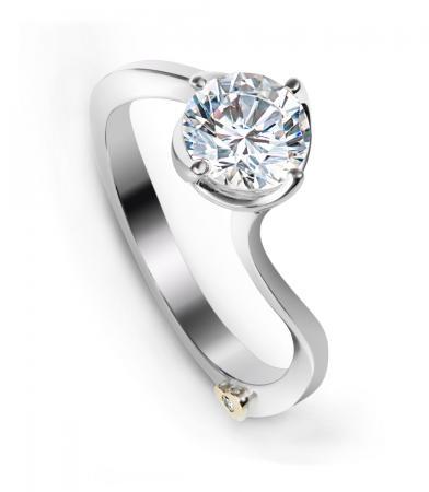 Mark Schneider : Posy Engagement Ring