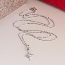 North Star Diamond Pendant - 2