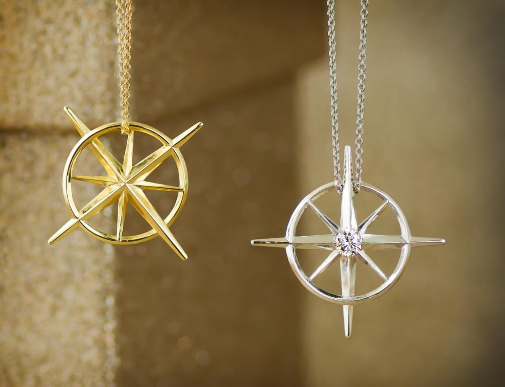 True North - Original design from Arden Jewelers